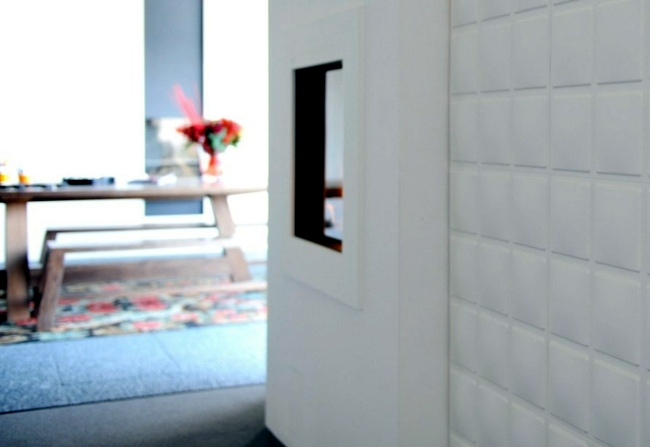 3D wall panels made from sugarcane - an environmentally friendly alternative for home