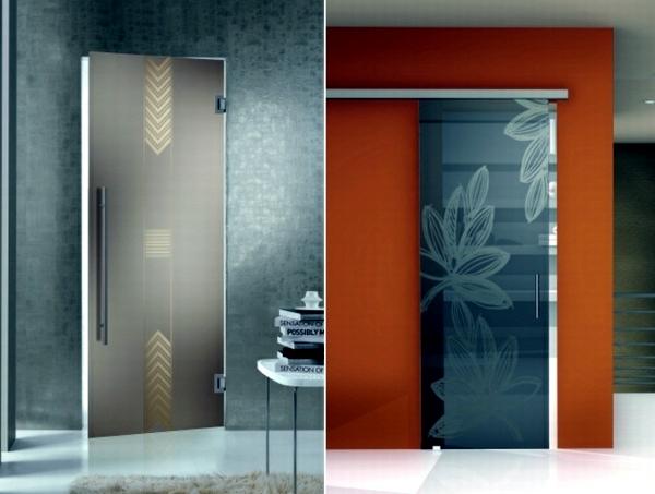 Compared Interior doors sliding glass doors or room door with frame?