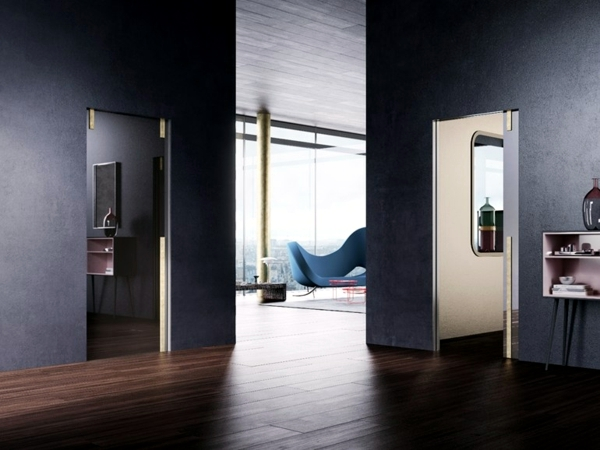 Compared Interior doors sliding glass doors or room door with frame?