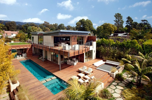 Decking - if you make a comfortable outdoor space!