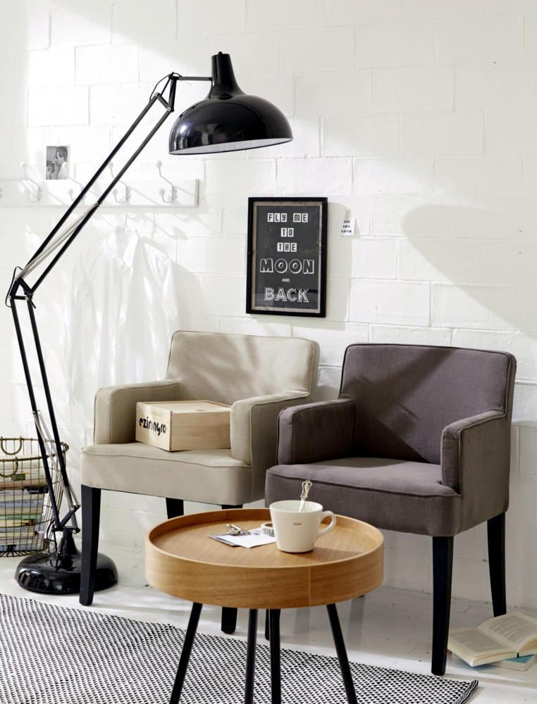 floor lamp in retro style interior design ideas ofdesign