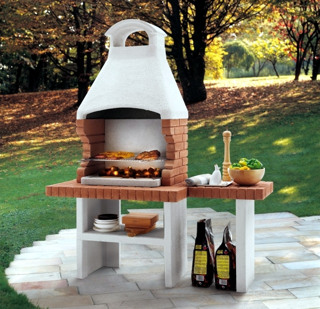 Discover the pure enjoyment of barbecue – Barbecue Garden Palazzetti ...