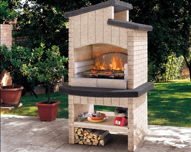 Discover the pure enjoyment of barbecue barbecue garden - Barbecue design ...