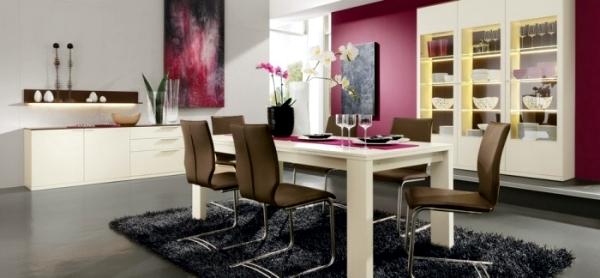 Invite modern design house - dining furniture Musterring
