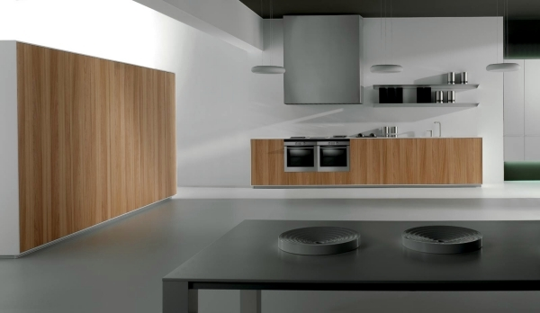 Modern kitchen furniture by PiquDOCA - minimalist aesthetics and elegance