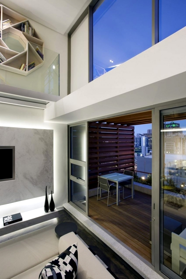 Modern duplex apartment SAOTA - comfort for discerning