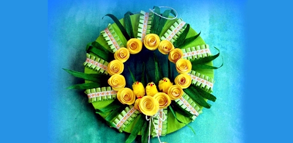 Crafts for Easter - 21 ideas for Easter Kids Party Decorations