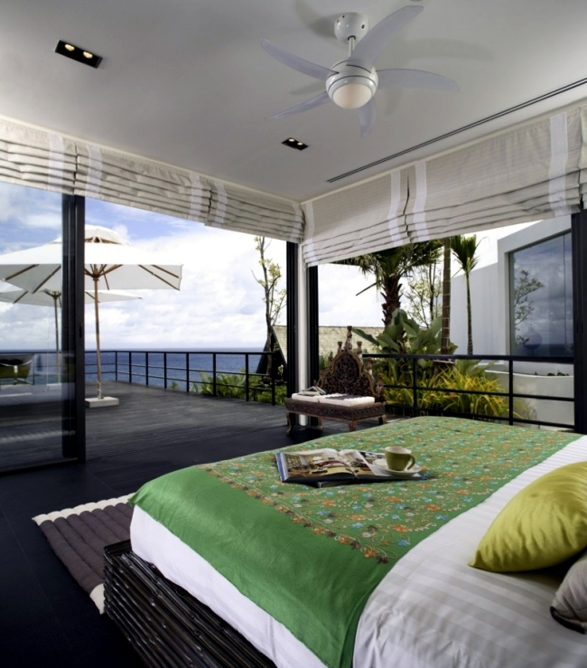 Yin Luxury Villa in Phuket, Thailand offers comfort and exoticism