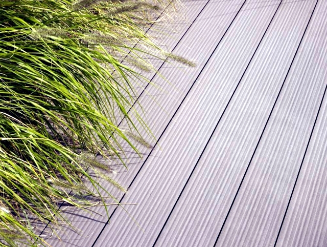 WPC Decking - Durable waterproof lining