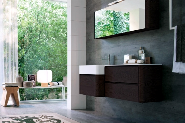 Ideas for bathroom design - minimalist and modern restrooms