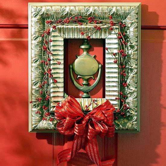 Decorate your doorstep