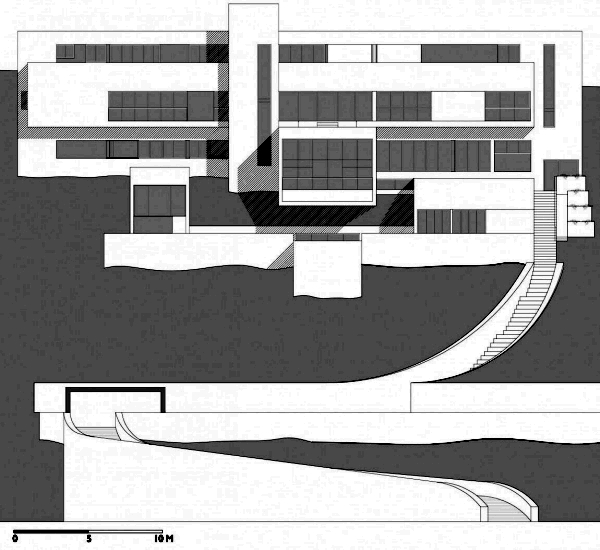 Modern House Design On Small Site Witin A Tight Budget: Modern House In A Pending Purchase Beautiful Views Of Lima
