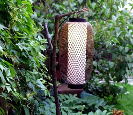 Tinker Lantern - Beautiful children with garden decor, do it yourself