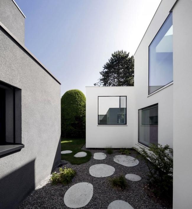 Design Your Living Room Around Flat Files