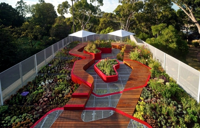 terraces design concept environment hassel interior design ideas ofdesign. Black Bedroom Furniture Sets. Home Design Ideas