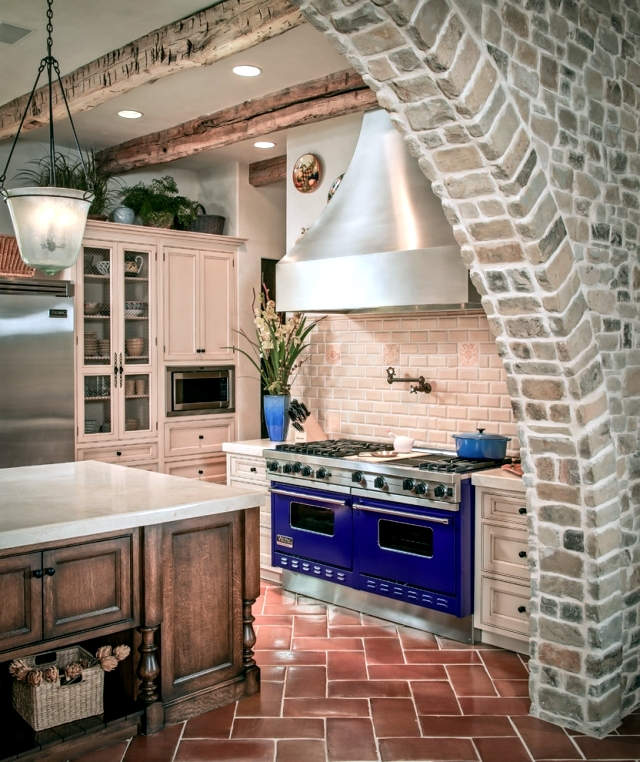 28 Small Kitchen Design Ideas: 28 Cottage Kitchen In Tuscan Style You Want To Cook