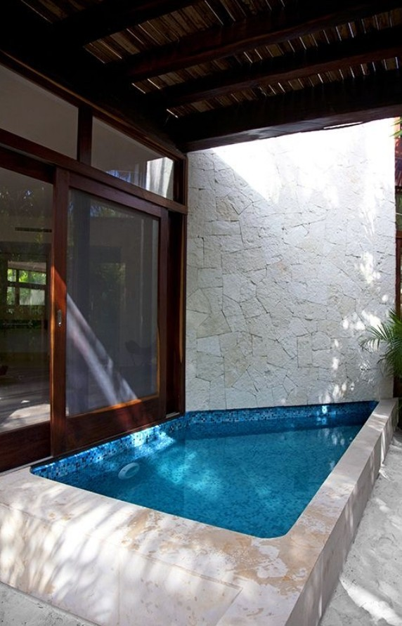 Luxury Resort Be Tulum Mexico to the exotic architecture