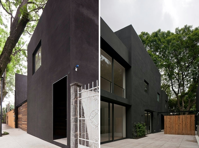 Fascinated by modern minimalist house facade interior for Minimalist house facade