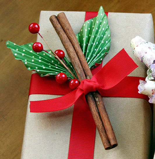 Christmas Package Creative Ideas For Ornaments