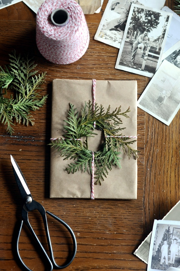 Christmas Package - Creative Ideas for ornaments