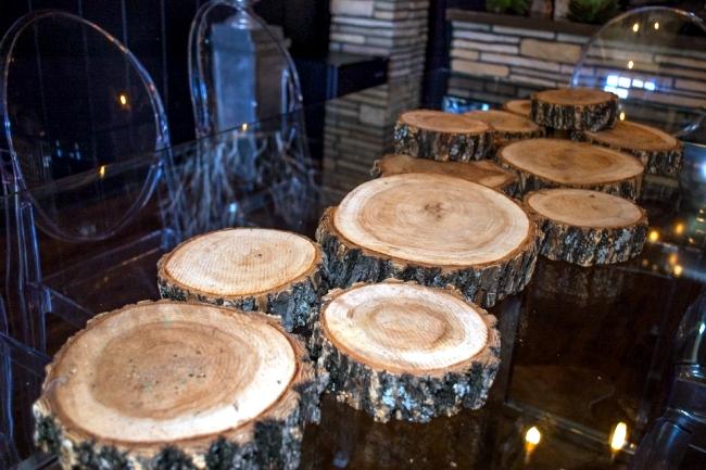 Autumn flower arrangement creates itself - Decorate the table fall