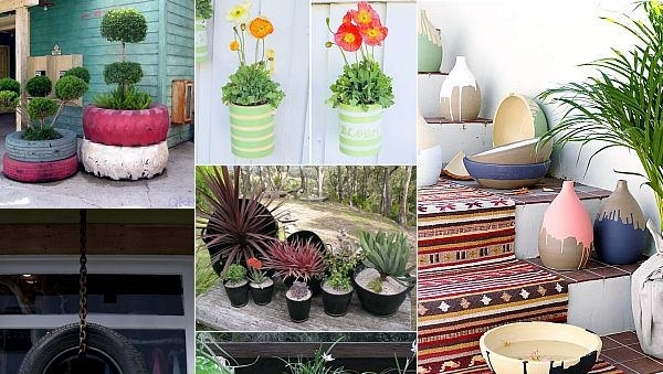 Creative ideas and respectful environment for the pots to ...