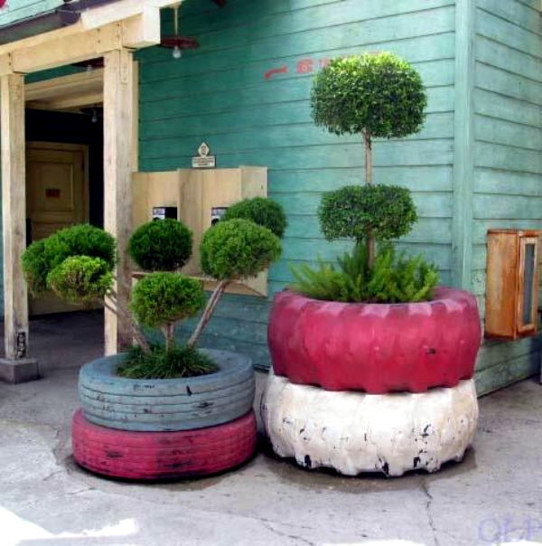 Creative ideas and respectful environment for the pots to make your own