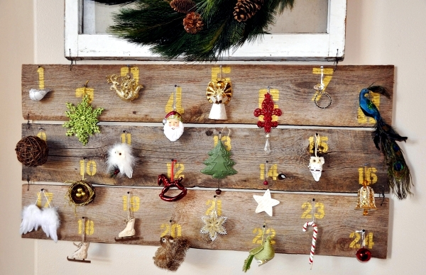 Christmas decorations to make your own 30 creative ideas for Decorate your own christmas decorations