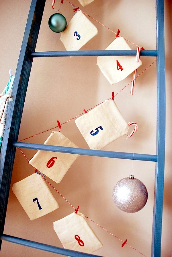 Christmas decorations to make your own - 30 Creative Ideas for Advent
