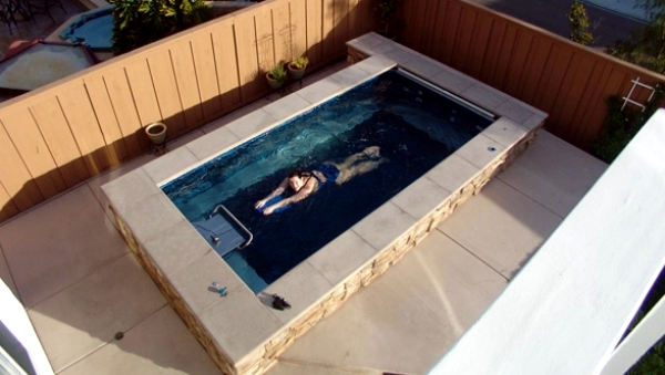 The endless pool – the ultimate water conditioner for your home ...