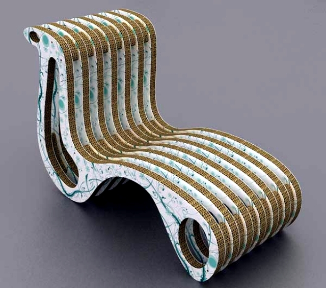 Relax chair and chair 2 in 1 provides a sustainable design