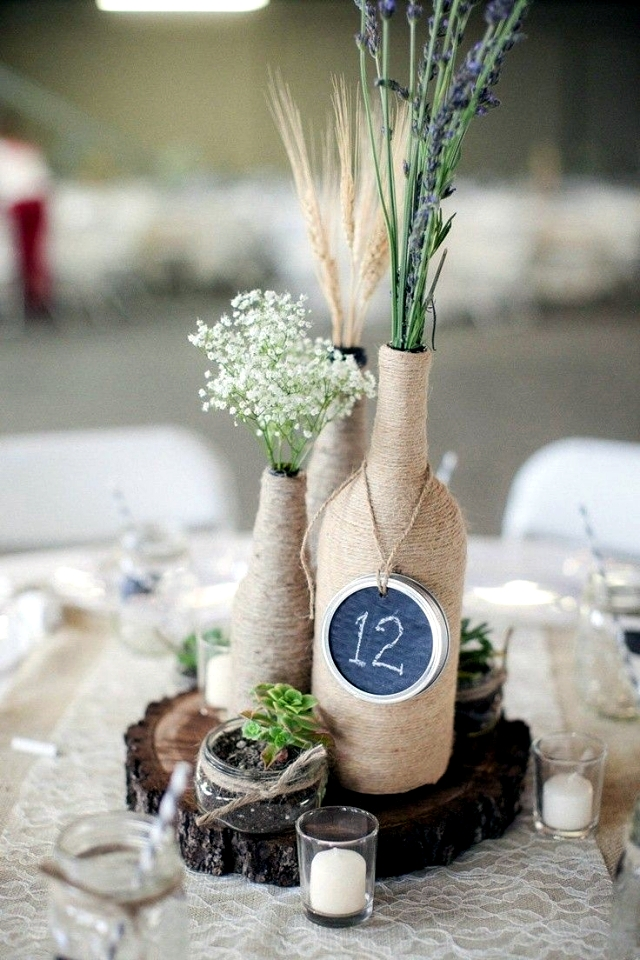 Table Decoration For Wedding 80 Ideas With Flowers And Greenery