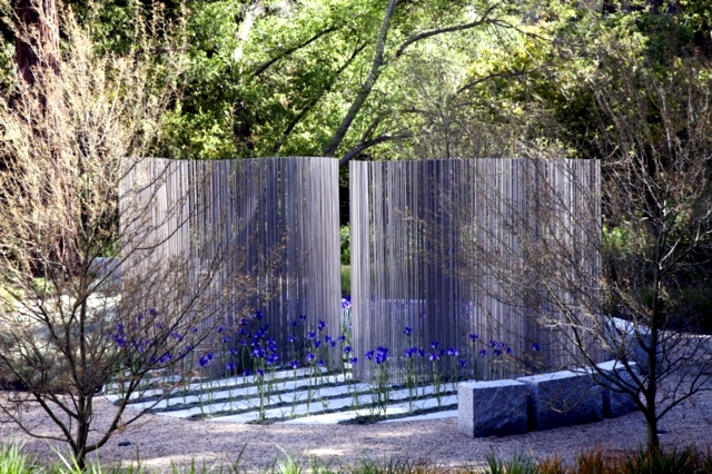 Landscaping Woodland Wa : Privacy in the garden if you keep prying eyes away