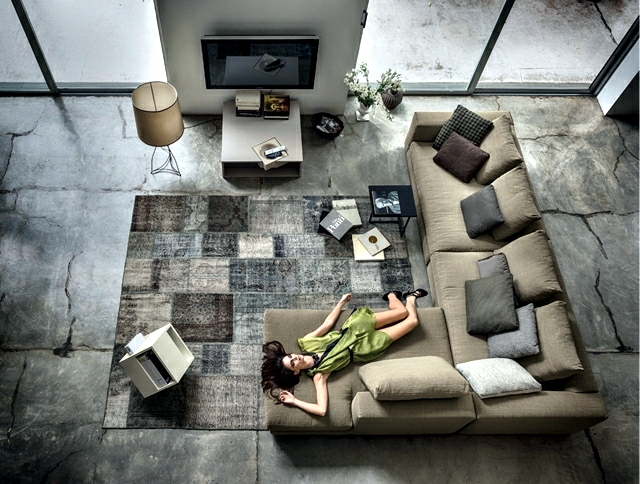Corner Sofa in Lounges – Comfortable Seats for Relaxing | Interior ...