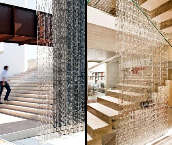 Modular System Consisting Of Glass Offers Endless Design