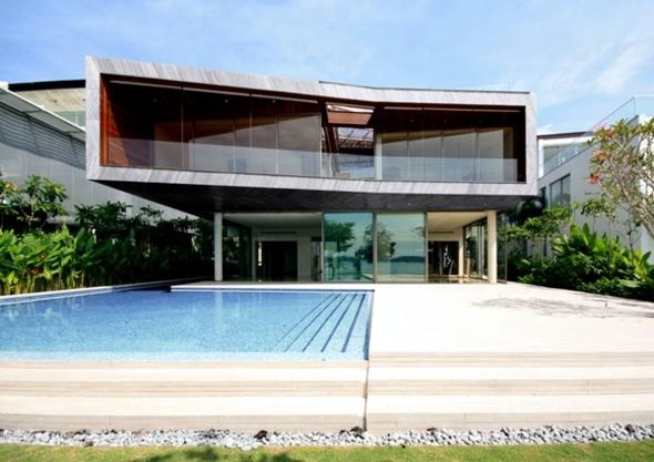 futuristic home architecture
