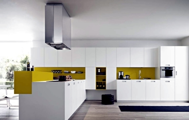 Italian kitchen design kitchen Kora offers flexible design