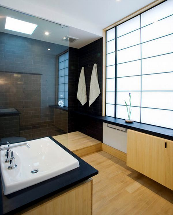 20 Design Ideas Bathroom Harmonious And Fresh Anese Style