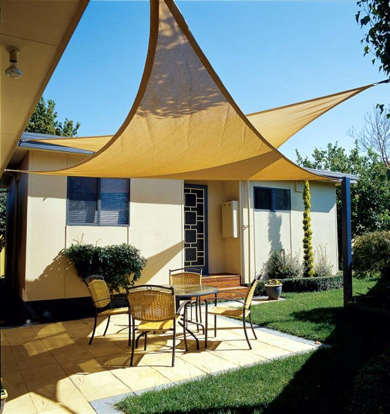 Benefits Terrace Shaded Patio Awning