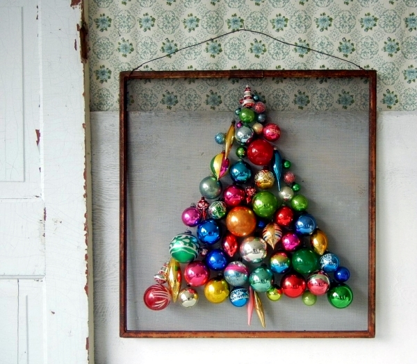 christmas tree decorations - How To Organize Christmas Decorations