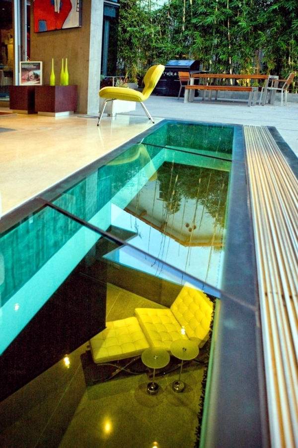 Roof And Floor Properties And Advantages Of Glass Insert