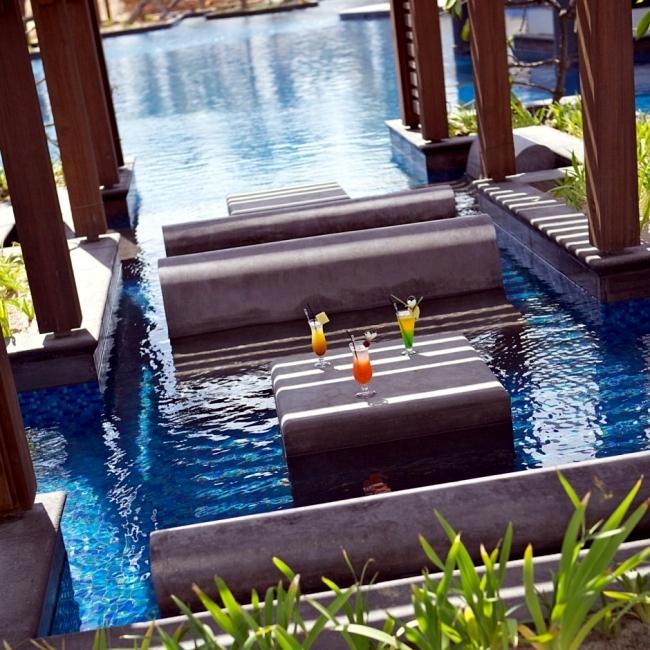 Luxury Design and Spa Long Beach Mauritius