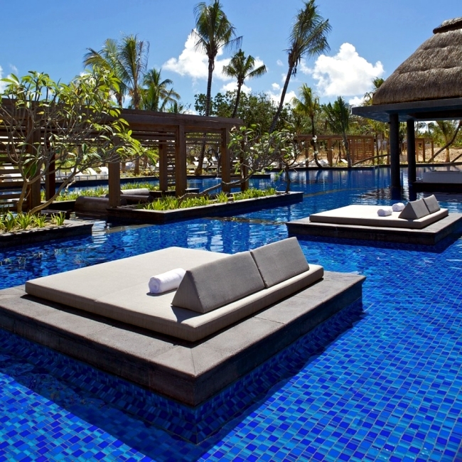 Luxury Design and Spa Long Beach Mauritius