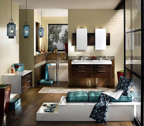 Modern Bathroom Design According To The Latest Trends