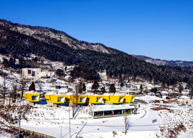 Moai guest house near the best holiday park in Seoul for purists
