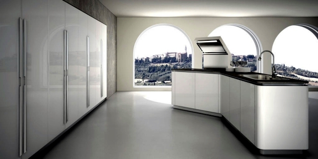 Effeti Modern Kitchen Design High Quality Italian Design