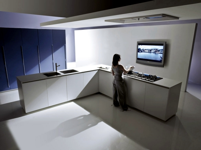 Effeti Modern kitchen design - high quality Italian design