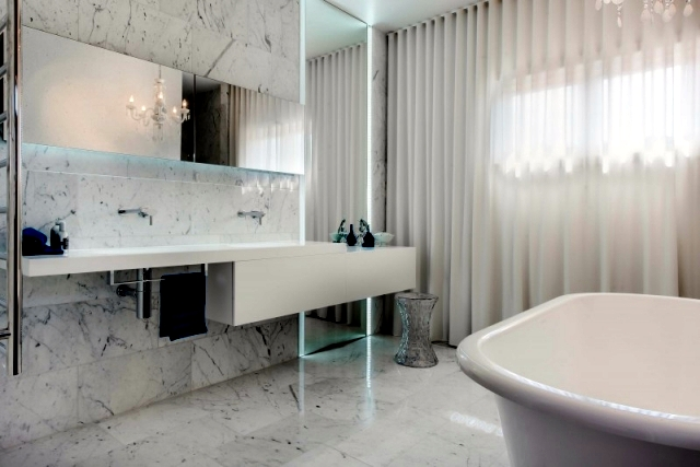 Modern bathroom design ideas for the perfect luxury