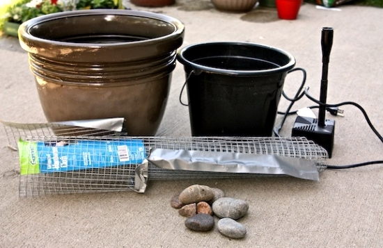 3 refreshing ideas for garden fountains to make your own