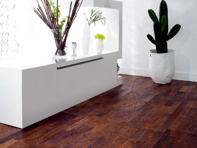 Ideas for your floors Cork - the many advantages of the material